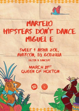 Carnival City - Afrobeats/Dancehall/ UK Garage (Postponed till 16th May)