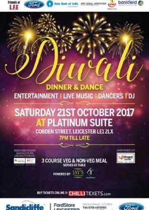 Diwali Dinner and Dance Dhamaka