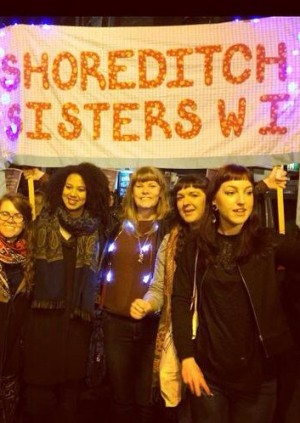 Shoreditch Sisters WI February Meeting