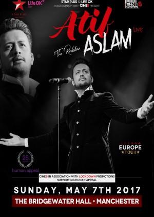 Atif Aslam Live - Manchester