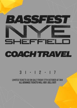 Bassfest NYE - Coaches