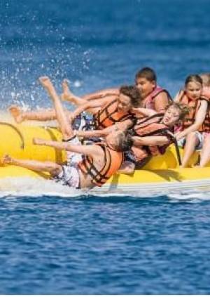 Banana Boat / Barco de platano