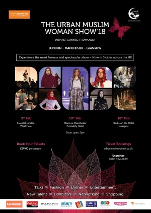 The Urban Muslim Woman Show Manchester