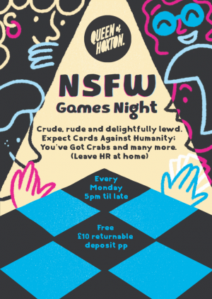 NSFW: Games Night