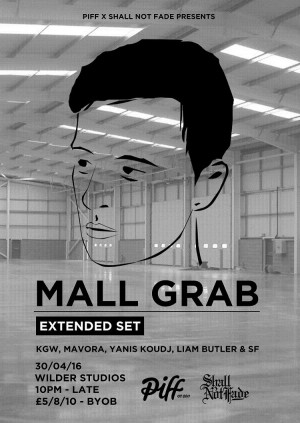 Piff x Shall Not Fade w/ Mall Grab
