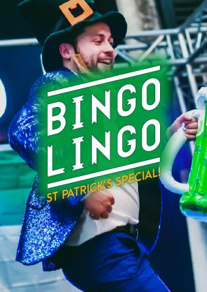 DEPOT Presents: BINGO LINGO St Patricks Day Special