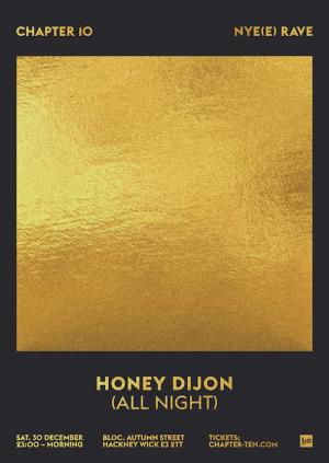 Chapter 10 | Honey Dijon all night