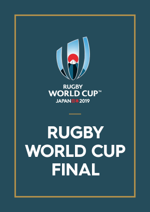 DEPOT Fanhub: Rugby World Cup Final