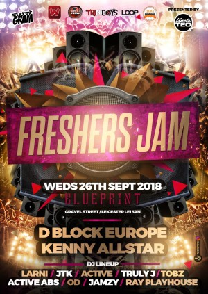 Freshers jam wavelist buy tickets event hosted by malvernweather Choice Image