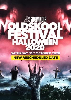 Sidewinder Oldskool Festival Halloween 2020