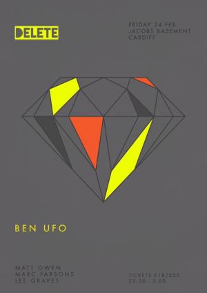 Delete presents Ben UFO