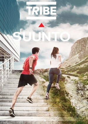 TRIBE 10% Project: TRIBE x Suunto Challenge