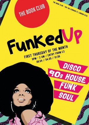 Funked Up! / Funk, Soul, Disco, RnB