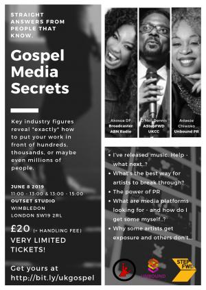 Gospel Media Secrets 1