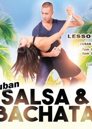 Every Tuesday Cuban Salsa & Bachata