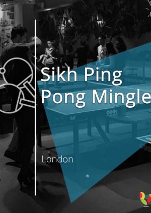 Sikh Ping Pong Mingle