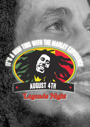 It's a Rum 'Ting with the Marley Experience