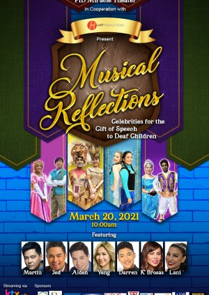 Musical Reflections: A Fundraising Show