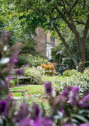 Open Garden Squares Weekend 2018