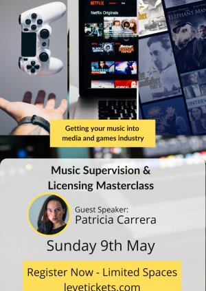 Music Supervision & Licensing Masterclass