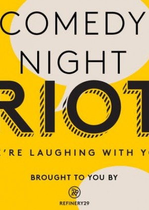 RIOT: We're Laughing With You