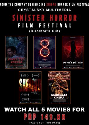 Sinister Film Festival
