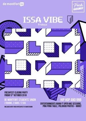 Issa Vibe FreshFest Closing Party