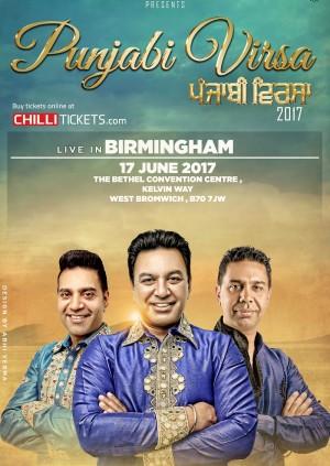 Punjabi Virsa - Birmingham