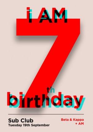 I AM 7