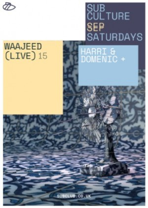 Subculture ・Waajeed Live