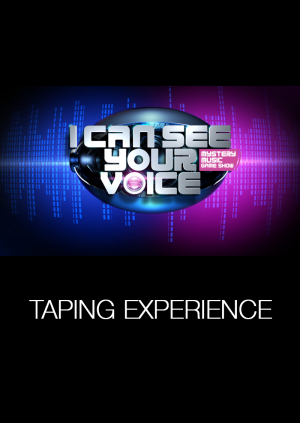I Can See Your Voice Taping Experience