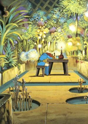 Dream Worlds: Dark Ecologies of Anime