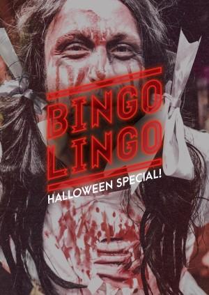 BINGO LINGO - Cardiff Halloween Special - Pt. 2