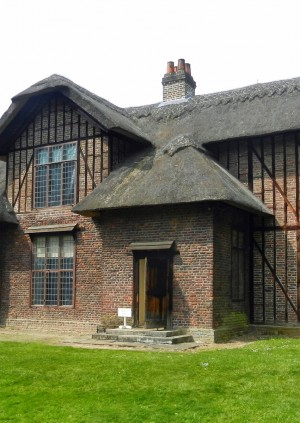 LPGT Winter Lecture 5: Queen Charlotte's Cottage, The Royal Botanic Gardens, Kew