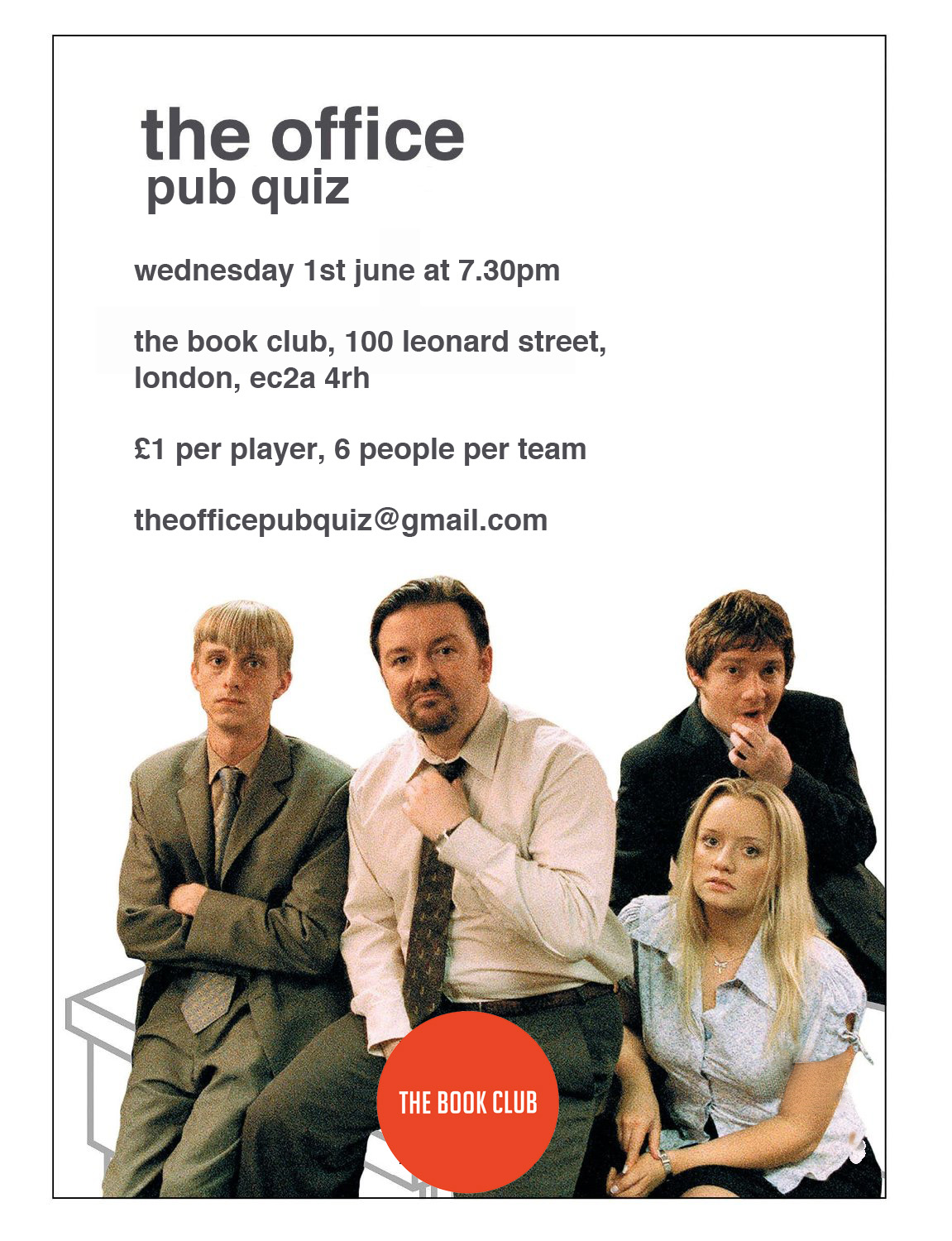 The Office Pub Quiz