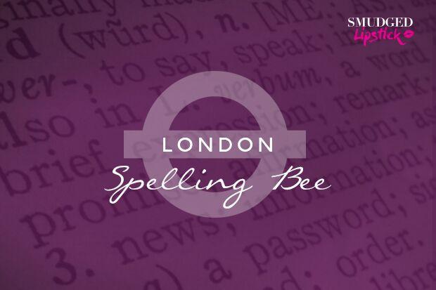 London Spelling Bee