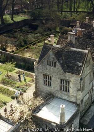 Visit: Mells Manor, Mells