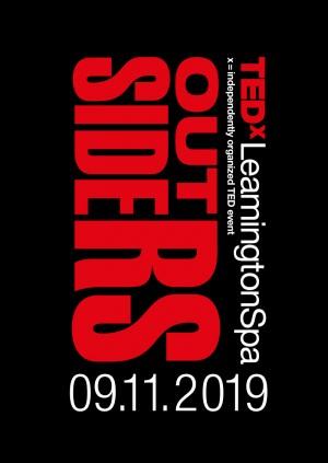 TEDxLeamingtonSpa 2019 - 'Outsiders'