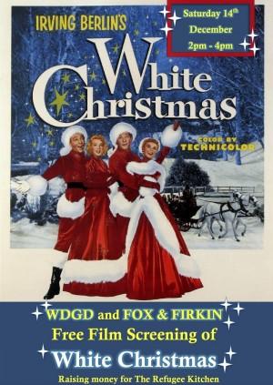 White Christmas (1954) Film Screening with Xmas Menu
