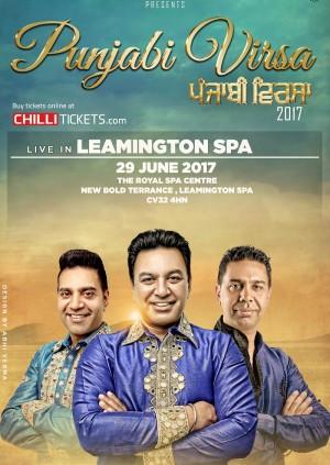 Punjabi Virsa - Leamington Spa