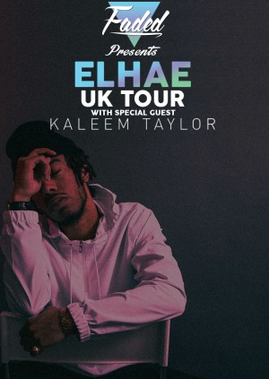 Elhae UK Tour - Birmingham