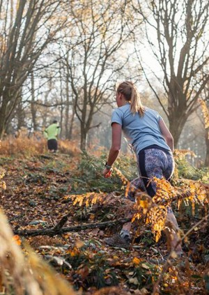 TRIBE 10% Project: Hampstead Heath 10K or Half Trail Run
