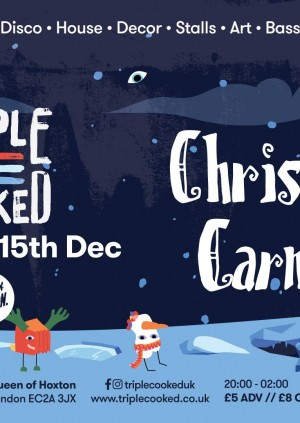 Triple Cooked: Christmas Carnival