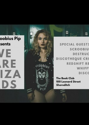 Scroobius Pip Presents We Are Lizards