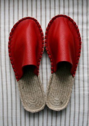Make your own Ruby Slippers