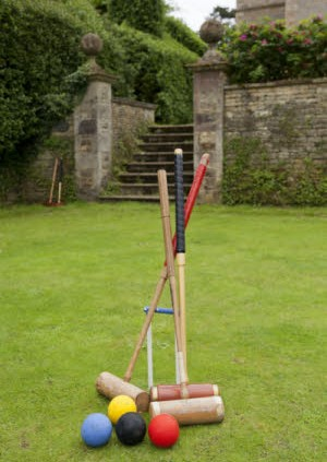 Guided tour and croquet at Chastleton House & Garden