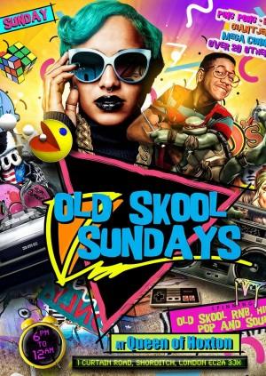 Old Skool Sundays!