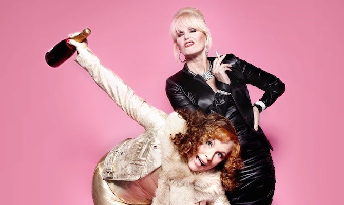 Sweetie Darling Ab Fab Takeover