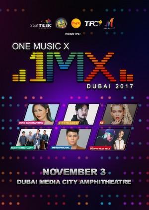 One Music X – Dubai 2017