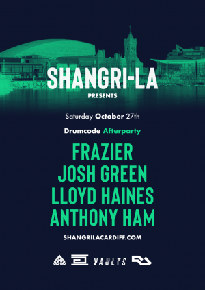 Shangri-La Presents: Drumcode Afterparty w/ Frazier